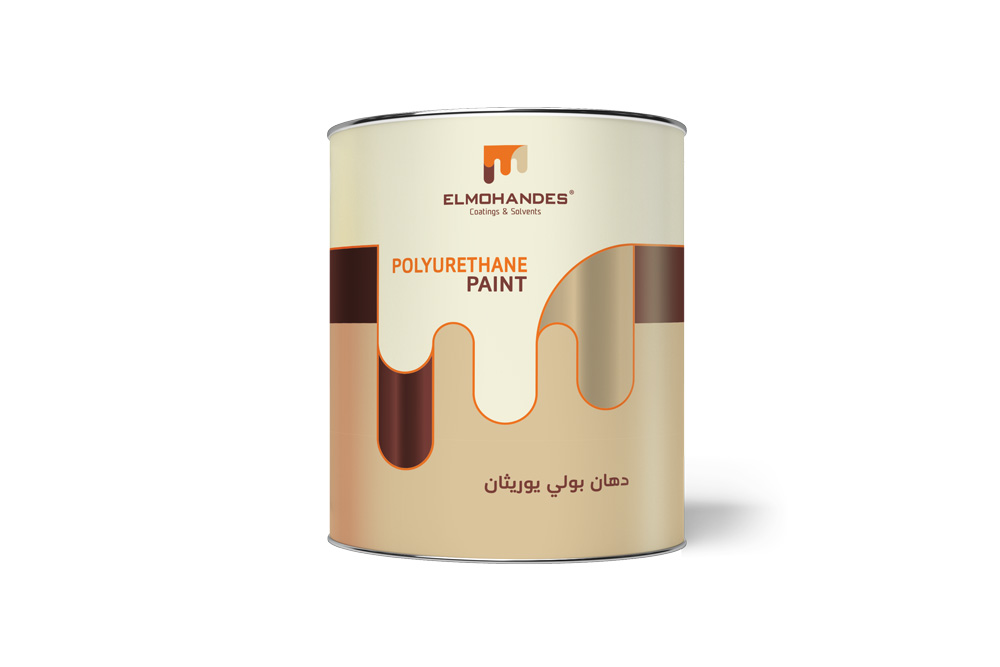 Polyurethane Paint (2-1)